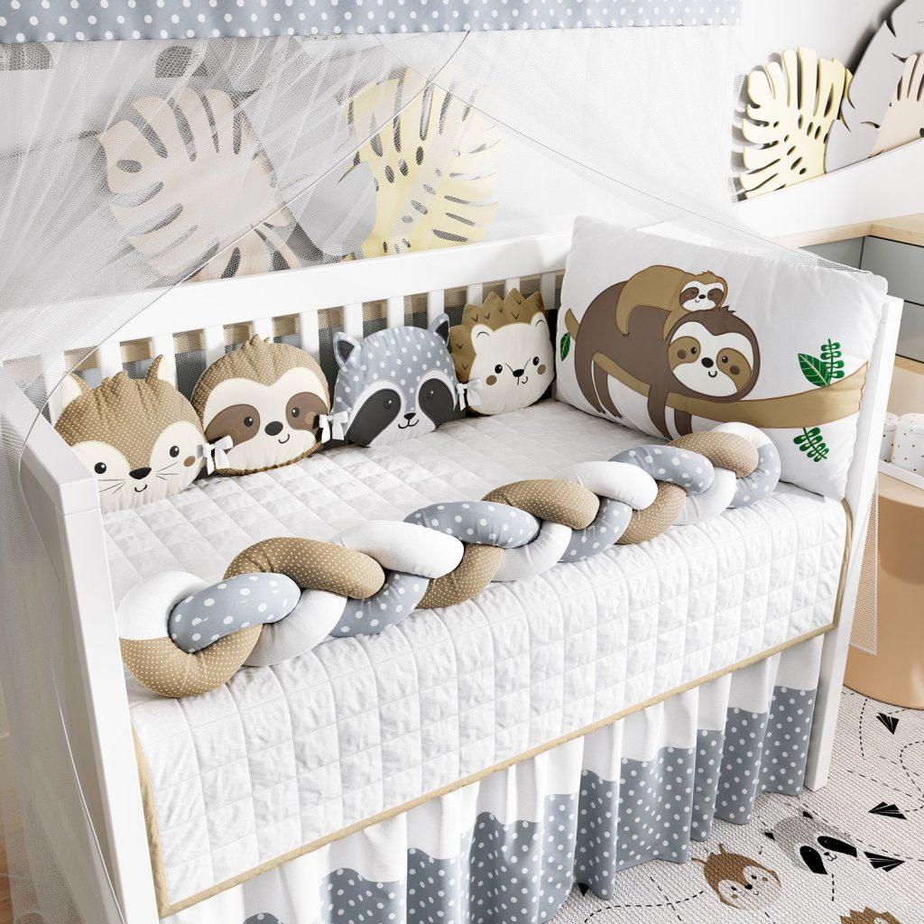 quarto de bebê 2021
