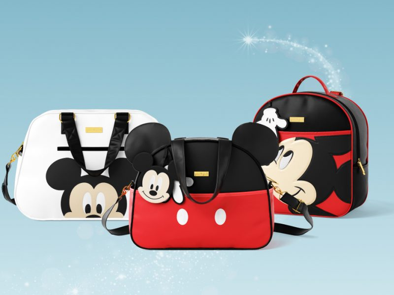 Bolsa, Mochila e Mala Maternidade: Mickey Mouse
