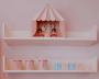 quarto de bebê personalizado - cubos com nome